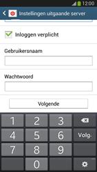 Samsung G386F Galaxy Core LTE - E-mail - e-mail instellen: IMAP (aanbevolen) - Stap 13