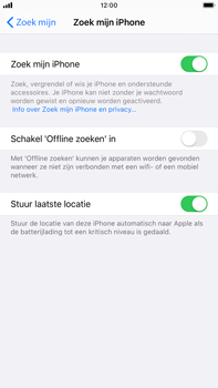 Apple iPhone 8 Plus - iOS 13 - Toestel - Activeer