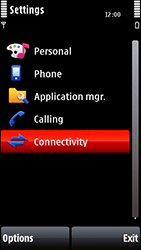 Nokia 5800 Xpress Music - Internet - Manual configuration - Step 4