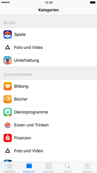 Apple iPhone 6s Plus - Apps - Herunterladen - 5 / 19