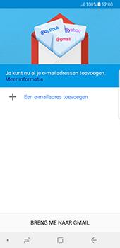Samsung Galaxy S8 - Android Oreo - E-mail - handmatig instellen (gmail) - Stap 5