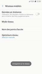 Samsung Galaxy A5 (2017) - Réseau - Sélection manuelle du réseau - Étape 11
