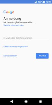 Sony Xperia XZ2 - Apps - Konto anlegen und einrichten - 4 / 19
