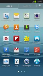 Samsung I9305 Galaxy S III LTE - Internet - Handmatig instellen - Stap 2