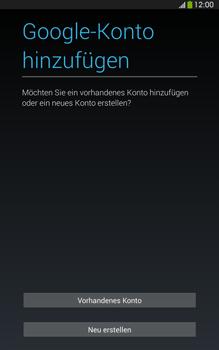 Samsung T315 Galaxy Tab 3 8-0 LTE - Apps - Konto anlegen und einrichten - Schritt 4