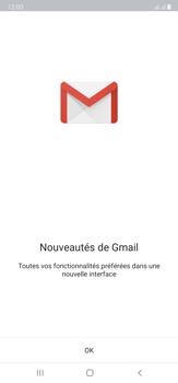 Samsung Galaxy Note20 Ultra 5G - E-mails - Ajouter ou modifier un compte e-mail - Étape 5