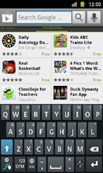 Samsung I9100 Galaxy S II - Applicaties - Downloaden - Stap 13