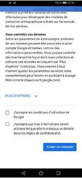 Huawei Y6 (2019) - Applications - Créer un compte - Étape 13