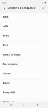 Samsung Galaxy S20 FE - Premiers pas - Configurer l