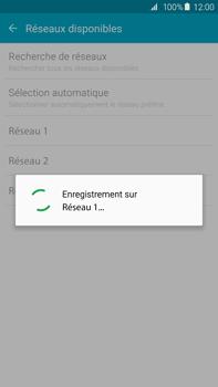 Samsung Galaxy S6 edge+ (G928F) - Réseau - Sélection manuelle du réseau - Étape 9