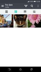 HTC Desire 626 - Photos, vidéos, musique - Envoyer une photo via Bluetooth - Étape 4