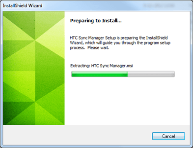 HTC One X - Software - Installazione del software di sincronizzazione PC - Fase 5