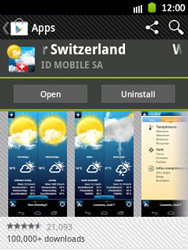 Samsung Galaxy Pocket - Applications - Installing applications - Step 17
