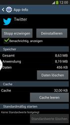 Samsung Galaxy S 4 LTE - Apps - Eine App deinstallieren - Schritt 7