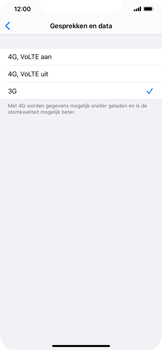 Apple iPhone 11 - internet - activeer 4G Internet - stap 6