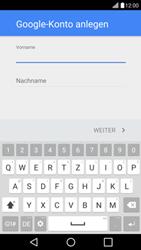 LG H525N G4c - Apps - Konto anlegen und einrichten - Schritt 5