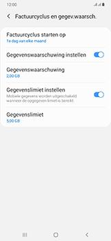 Samsung Galaxy A50 - internet - mobiele data managen - stap 13