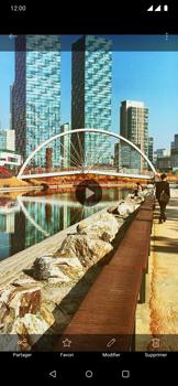OnePlus 7 Pro - Photos, vidéos, musique - Créer une vidéo - Étape 18