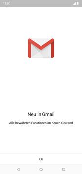 Nokia 6.1 Plus - E-Mail - Konto einrichten (gmail) - 4 / 16