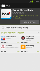 Samsung Galaxy Note II - Applications - Installing applications - Step 10