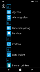 Microsoft Lumia 640 - SMS - Handmatig instellen - Stap 3