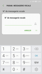 Samsung A520F Galaxy A5 (2017) - Android Nougat - Messagerie vocale - Configuration manuelle - Étape 8