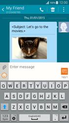 Samsung A300FU Galaxy A3 - MMS - Sending pictures - Step 23