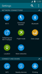 Samsung Galaxy S 5 - Network - Manual network selection - Step 4
