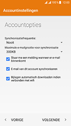 ZTE Blade V8 - E-mail - e-mail instellen (yahoo) - Stap 11