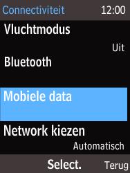 Nokia 225 (Type RM-1012) - Internet - Uitzetten - Stap 5