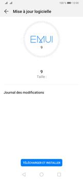 Huawei P30 Pro - Aller plus loin - Mettre à jour le logiciel interne de votre mobile - Étape 8