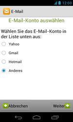 BASE Lutea 3 - E-Mail - Konto einrichten - Schritt 6