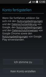 Samsung G388F Galaxy Xcover 3 - Apps - Konto anlegen und einrichten - Schritt 14