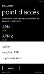 Nokia Lumia 820 LTE - MMS - Configuration manuelle - Étape 16