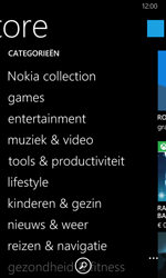 Nokia Lumia 635 - apps - app store gebruiken - stap 11