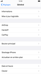 Apple iPhone 8 - iOS 13 - Appareil - Mises à jour - Étape 5