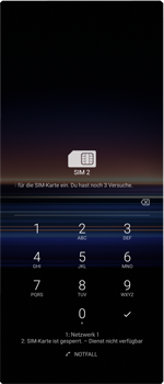 Sony Xperia 1 - Internet - Manuelle Konfiguration - Schritt 39