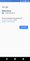 Sony Xperia XZ2 Compact - E-mail - Configuration manuelle (gmail) - Étape 11