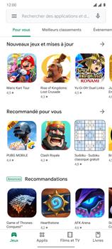 OnePlus 7T - Applications - Créer un compte - Étape 23