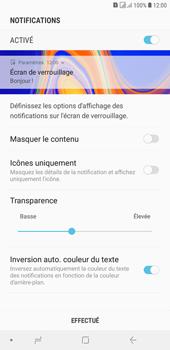 Samsung Galaxy J4+ - Sécuriser votre mobile - Activer le code de verrouillage - Étape 11