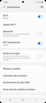 Samsung Galaxy S20 5G - WiFi - Activez WiFi Calling - Étape 6