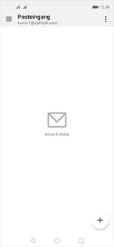 Huawei Nova 5T - E-Mail - 032c. Email wizard - Outlook - Schritt 4