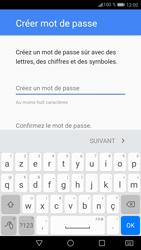 Huawei P9 Lite - Android Nougat - Applications - Créer un compte - Étape 11