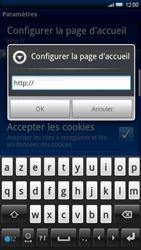 Sony Xperia X10 - Internet - Configuration manuelle - Étape 18