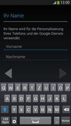 Samsung Galaxy S 4 Mini LTE - Apps - Einrichten des App Stores - Schritt 5