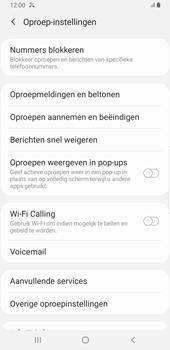 Samsung galaxy-note-8-sm-n950f-android-pie - Beveiliging en ouderlijk toezicht - Nummer blokkeren - Stap 6