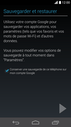 Huawei Ascend P6 LTE - E-mail - Configurer l