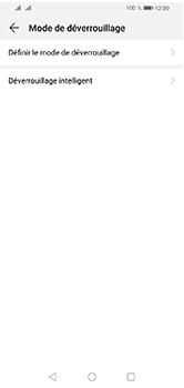 Huawei Y5 (2019) - Sécuriser votre mobile - Activer le code de verrouillage - Étape 5