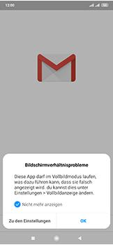 Xiaomi Mi Mix 3 5G - E-Mail - Manuelle Konfiguration - Schritt 4
