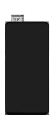 Samsung Galaxy S10 - Premiers pas - Insérer la carte SIM - Étape 5